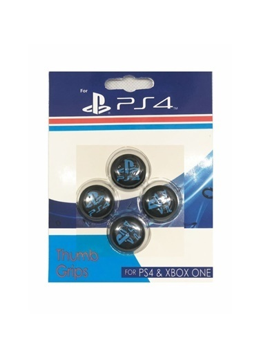 Splat Splat Sony Ps4 Playstasion 4 Analog Koruyucu Silikon Pad-ps4 Tam Renkli